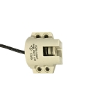 Lamp Socket Ceramic R7s Clip In <br><i>For HP Lamps</i>